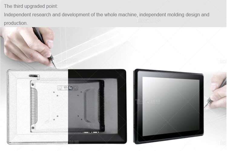Industrial Android All-in-one Tablet PC IP65 Computer 17.3""