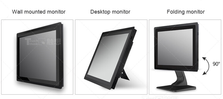 Industrial PC Monitor