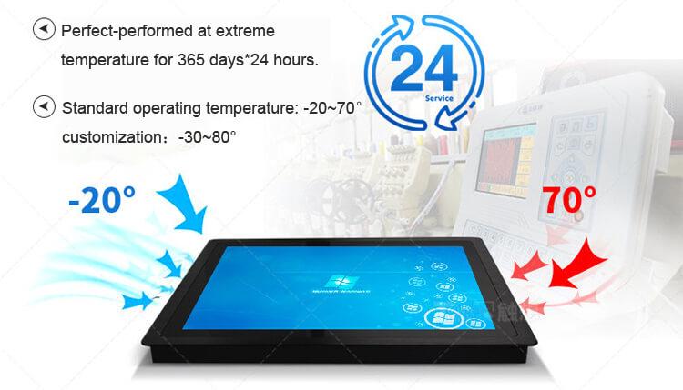 Touchscreen Displays