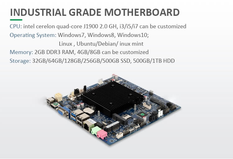 Industrial PC Monitor boards