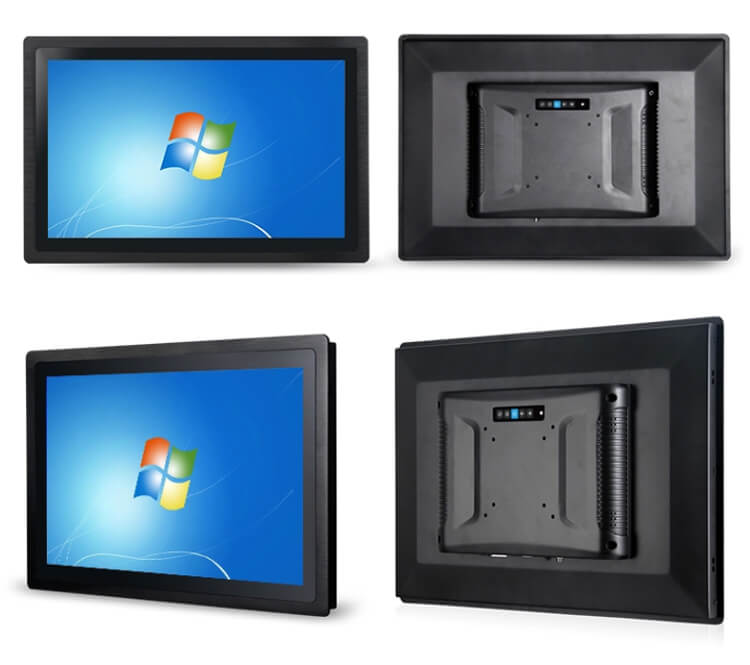 Industrial Touch Screen All in one Panel PC 17.3""