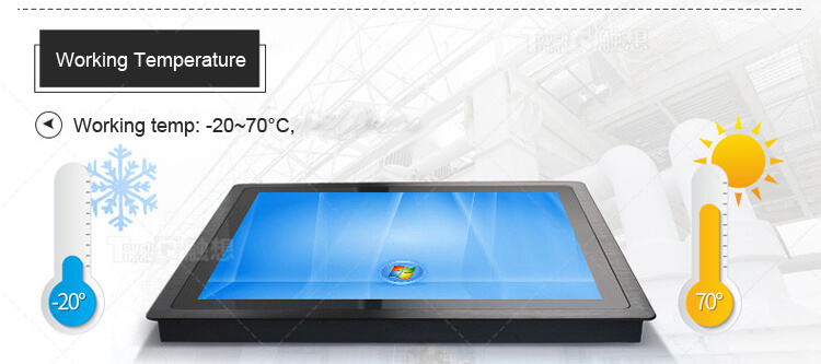 touch panel PC