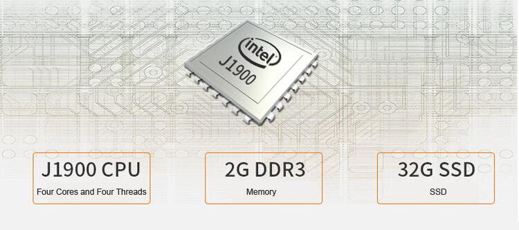 Windows All in One PC CPU