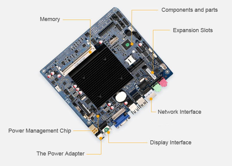 industrial all in one PC board