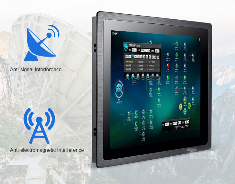 all in one touch PC