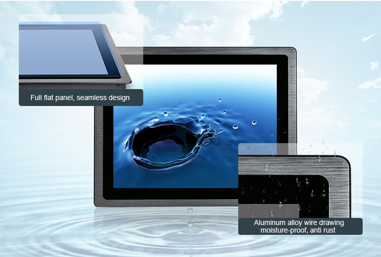 Industrial Windows tablet PC