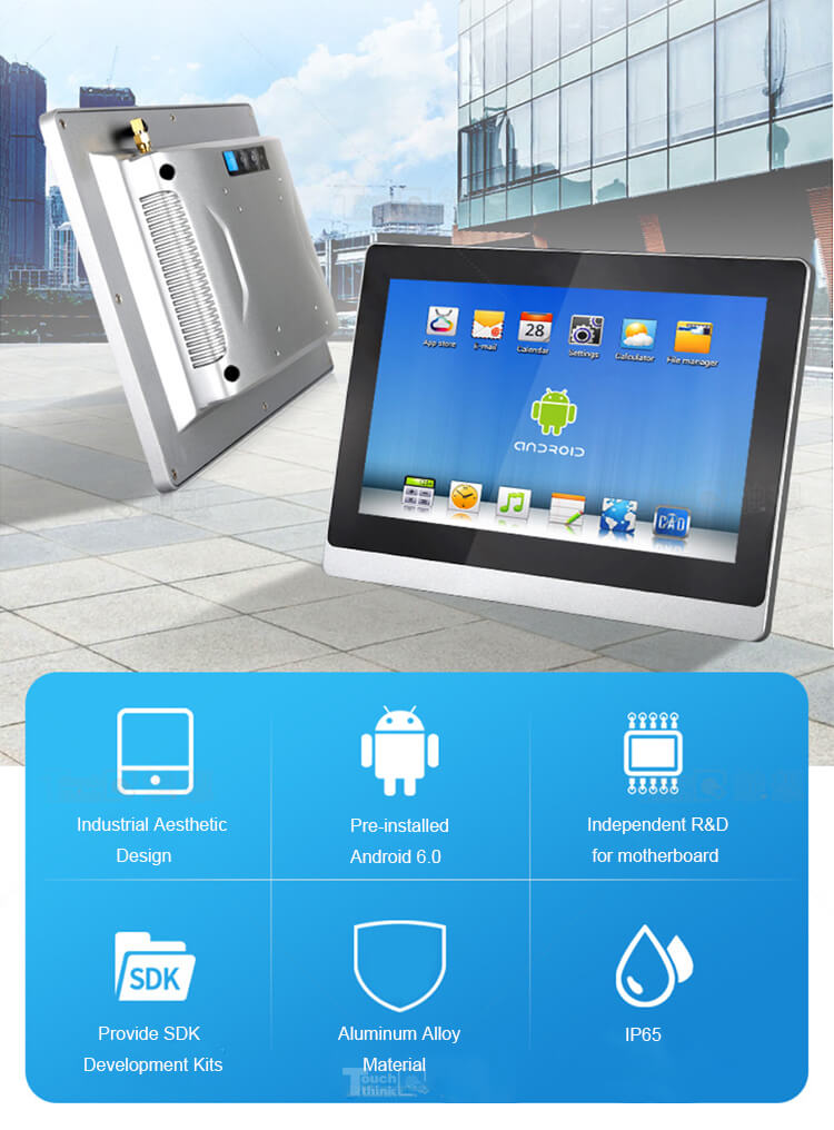 """Android Industrial Panel PC 21.5"""""""