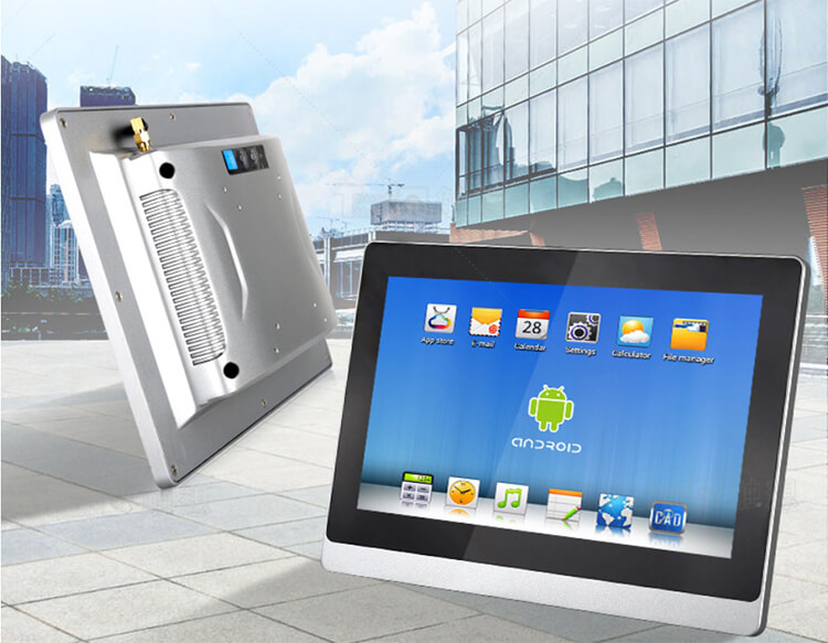 Android Industrial Tablet With CE