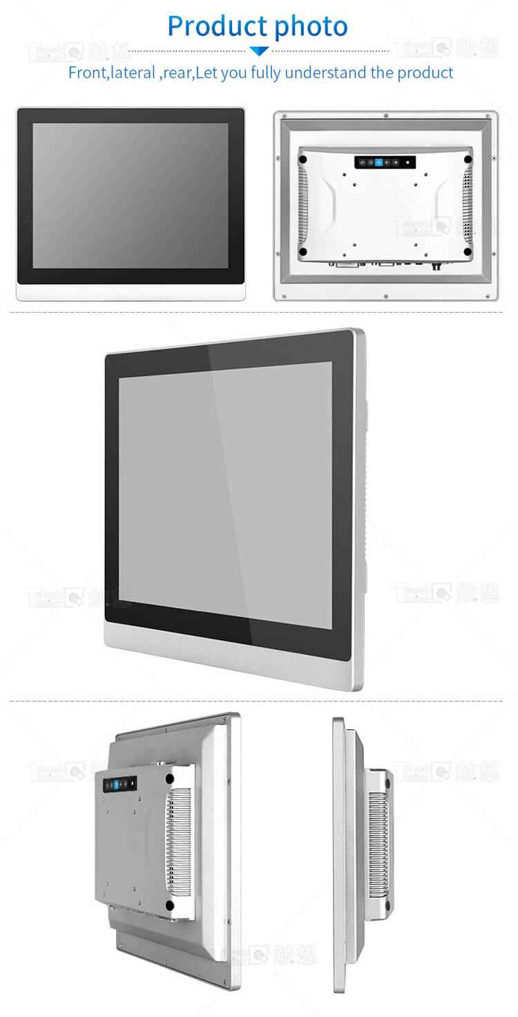 Industrial Capacitive Monitor