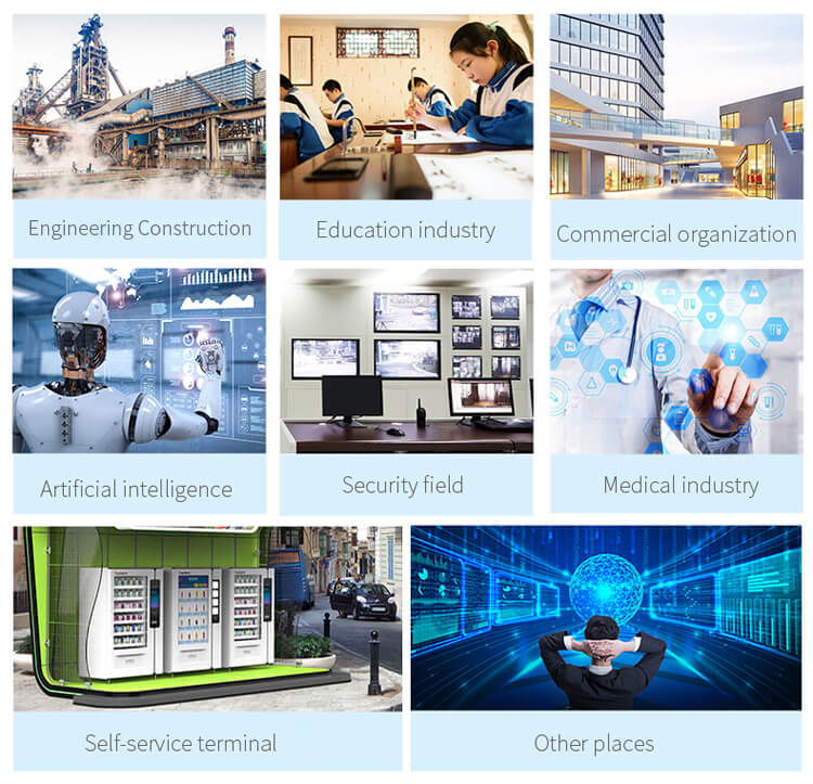 """Industrial Tablet All in One PC with Windows 11.6"""""""