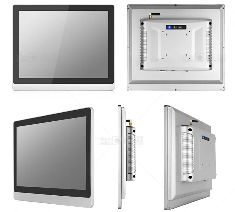 Android Touch Screen Industrial PC 19""