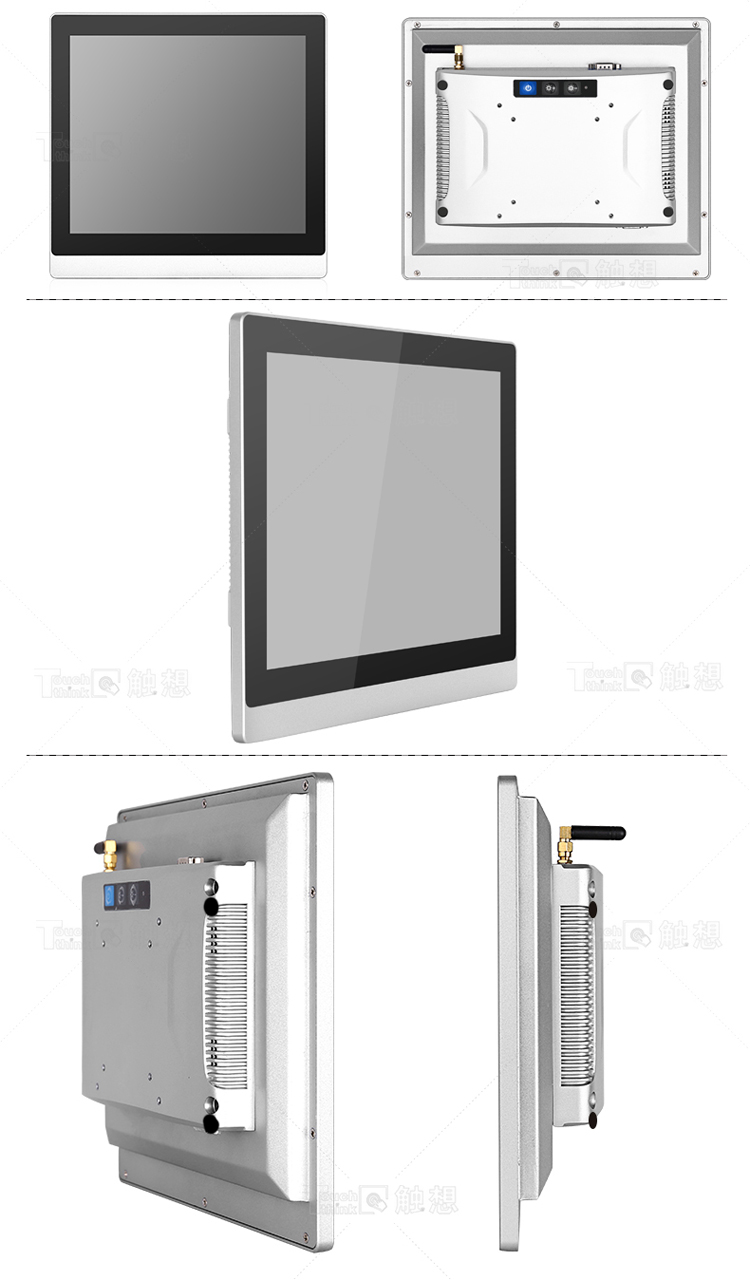 """Industrial Panel PC Touch Screen 12"""""""