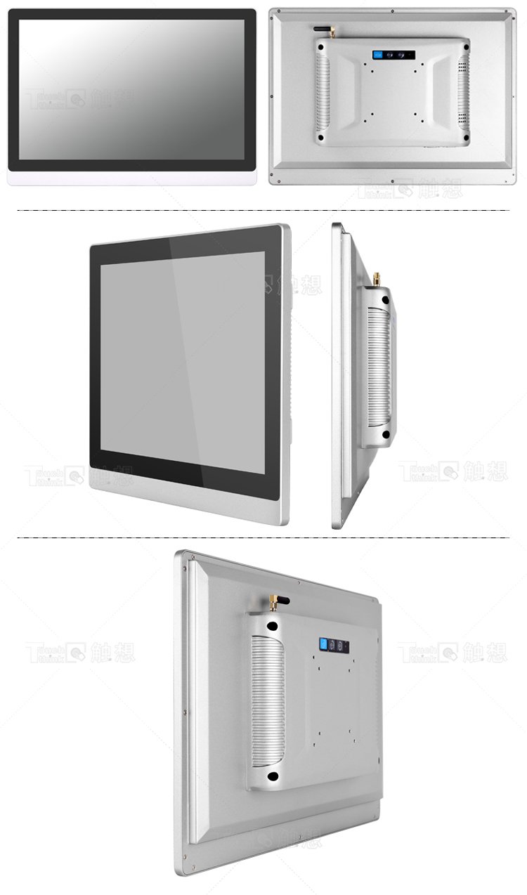 15.6 inch IP65 Waterproof Touch Screen Industrial All in One PC