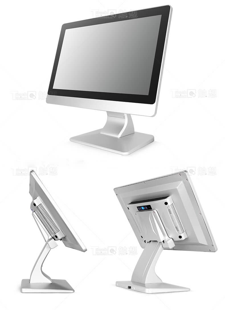 Desktop Monitors With Speakers Industrial Grade 10.1 Inch