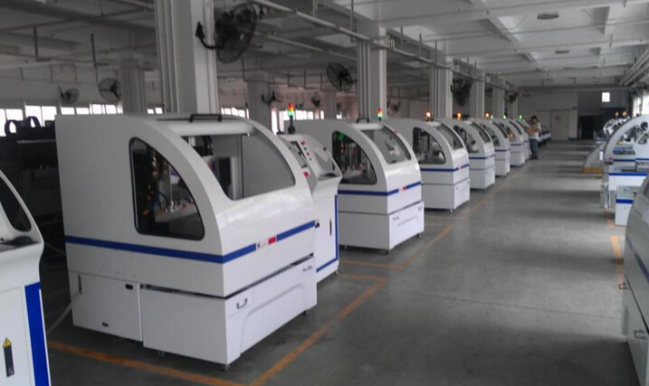 Case of CNC Machine Tool Project