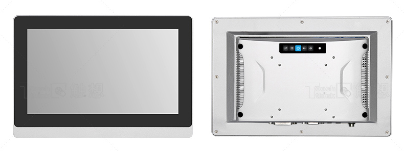 Wall Mounted Industrial PCs 10.1 Inch