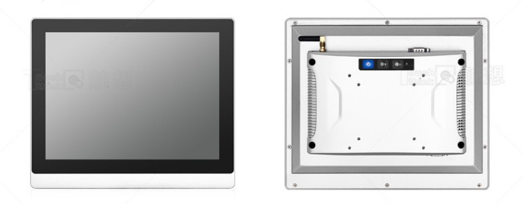 """12"""" TFT Railway Fanless Touch Panel PC with Intel Processor"""