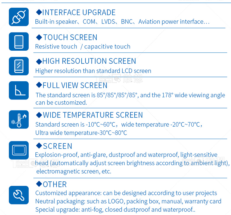 """Industrial monitor 5 Wire Resistive Touch Screen Panel 15"""""""
