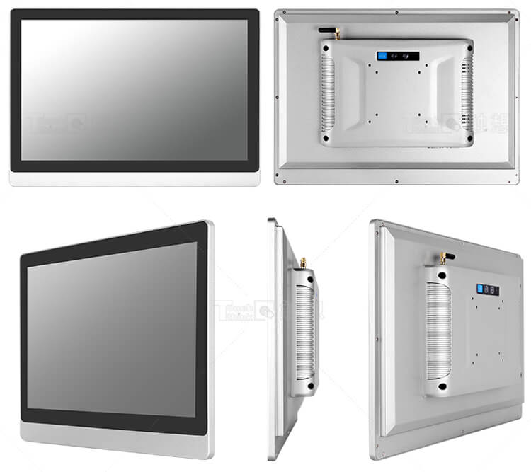 "19.1"" Medical Grade Computer with IPS TFT Display and Intel Core i3 i5 i7 Processor"