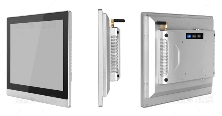 """Industrial Android Panel PCs Touch Screen Panels 12"""""""