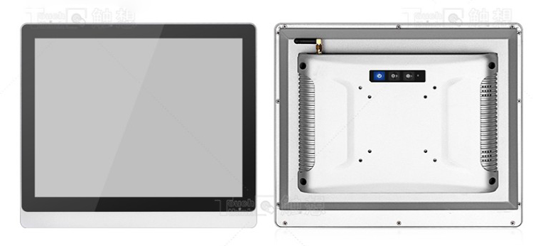 "Industrial Panel PC 15"" Waterproof IP65 Aluminium Alloy"