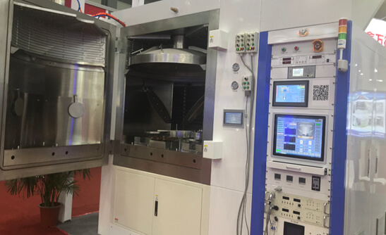 Industrial All In One PC Used In Optical Vacuum Coating Machine