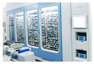 Intelligent medicine cabinet