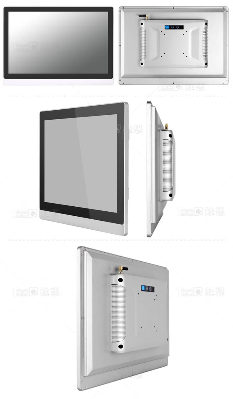 Capacitive Touch Industrial Panel PC 19.1""