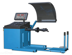 Industrial Computer Used In Balancing Machine