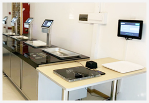 intelligent weighing system