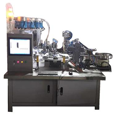 Industrial Monitor Used In Pin Tumbler Lock Assembling Machine
