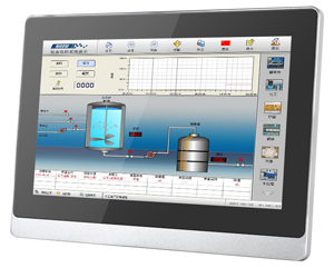 Industrial computer environmental protection environmental monitoring solution