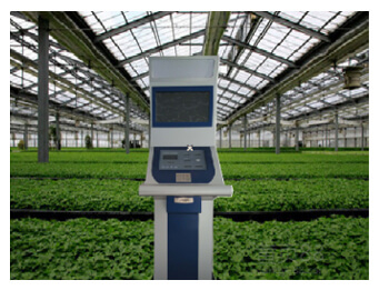 Industrial Tablet PC Used In Smart Greenhouse