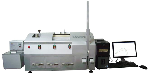 Industroal Panel PC In Electronic Dough Stretcher