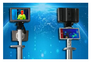 Infrared thermal image monitor-Rapid screening and alarm of abnormal body temperature