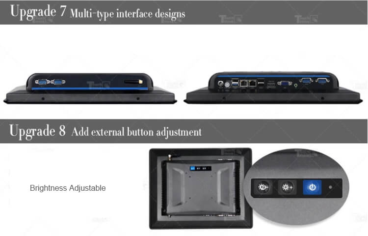 """Industrial Android all in one PC 15.6"""""""