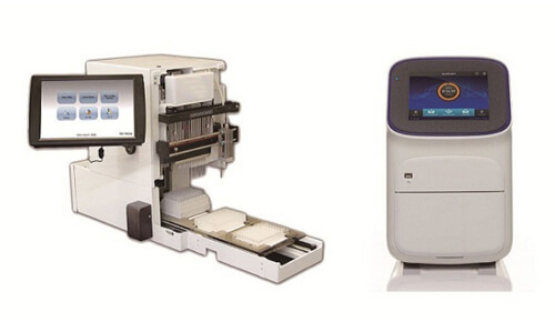Nucleic Acid detection full-automatic analysis system