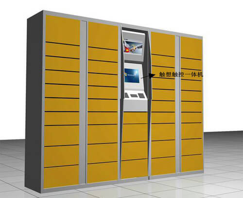 Industrial Android Panel PC Applies To Smart Locker