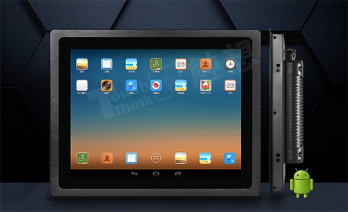 Industrial Tablet PC Applies To Intelligent Warehouse