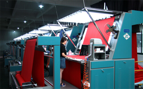 Industrial Android Tablets PC Used In Clothing Manufacturing Lines