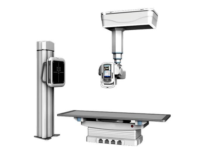X-ray Diagnosis Needs The Help Of Medical Panel PC