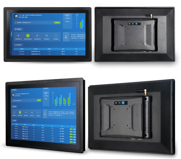 Three Applications of Industrial Panel PC In Ship