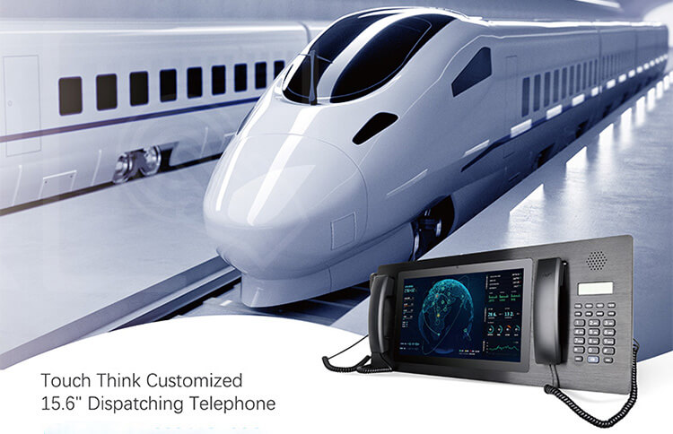 Dispatching Telephone Used In The High-speed Rail Dispatching Terminals
