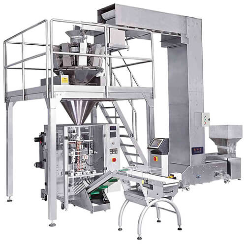 Application Of Industrial Panel PC In The Vertical Packaging Machine