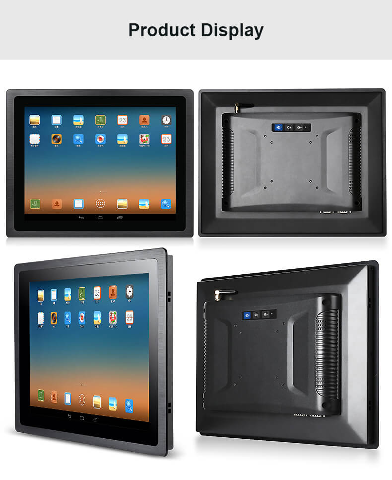 Industrial Android Industrial PC with Touch Screen 10.4 Inch