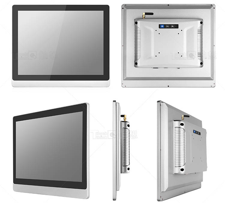 All-In-One Industrial PC For Industrial Fields 17 Inch Display