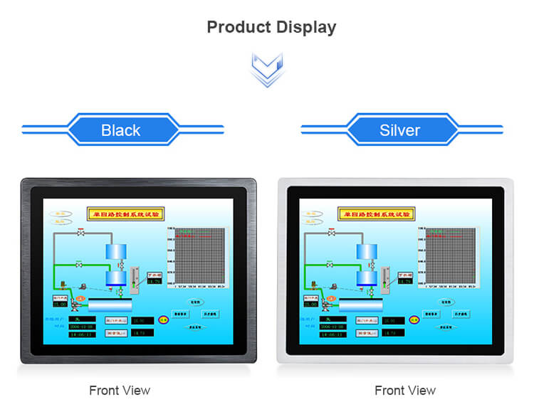 Industrial LCD Display Monitor With Touch Screen