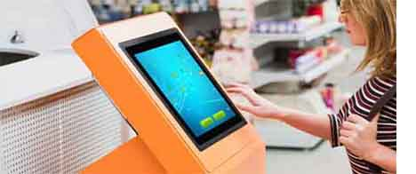 Embedded Installation For Intelligent Touch Equipment