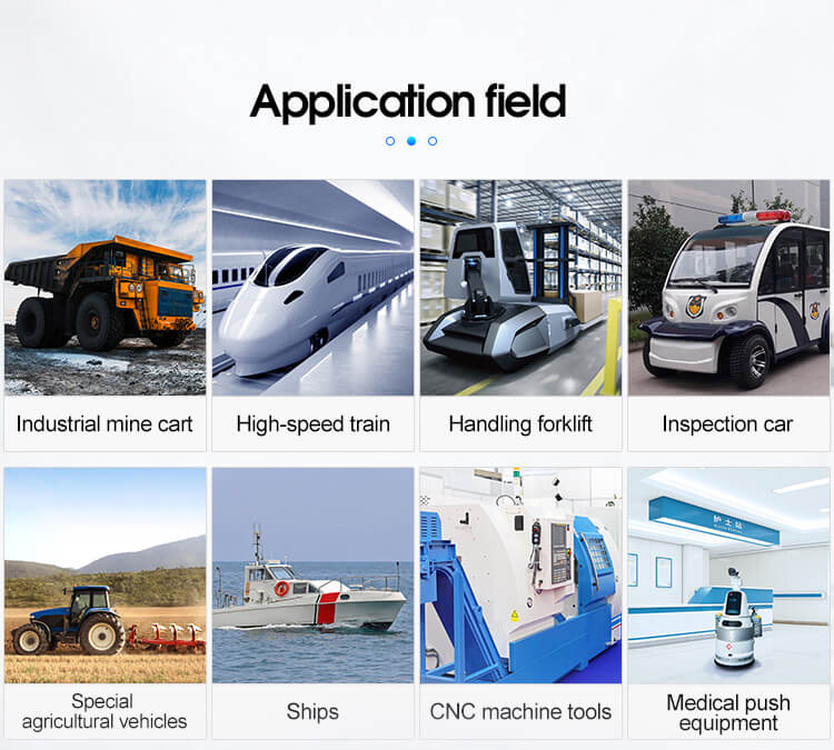 Android In-Vehicle Industrial Panel PC Vehicle AGV Computer
