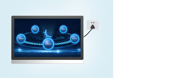 """Industrial Monitors With Touch Screens For Workstations 19.1"""""""